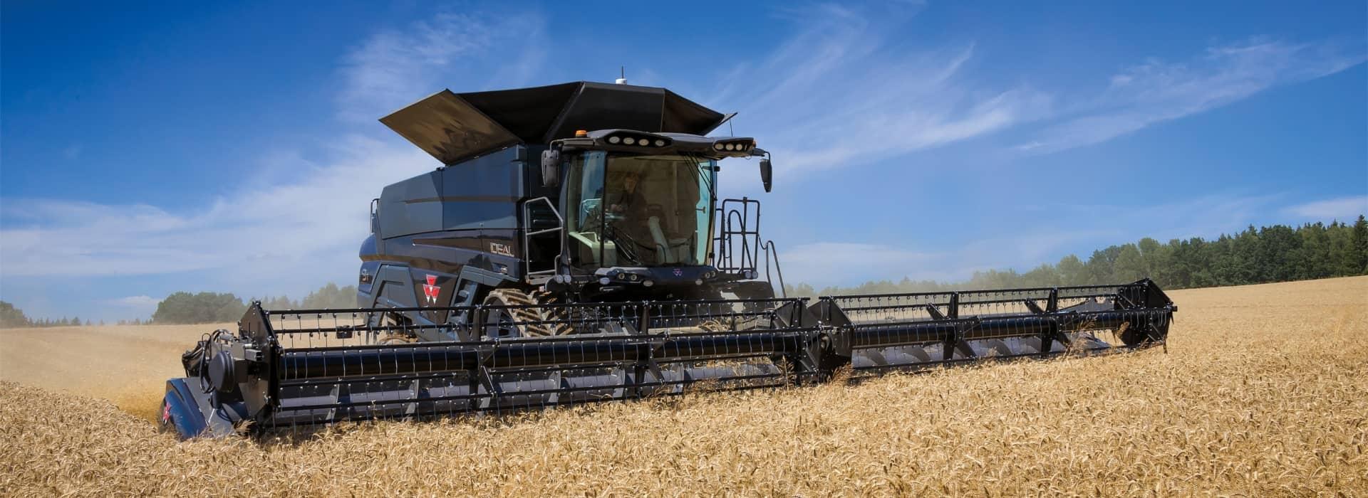 Выкуп сельско-хозяйственной техники