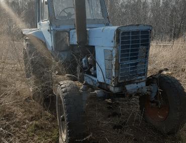 Трактор МТЗ-80 - выкуп в Москве
