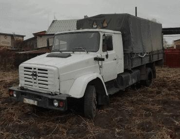 ЗИЛ 4331 - выкуп в Москве