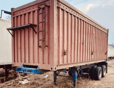 Прицеп-контейнеровоз - выкуп в Москве