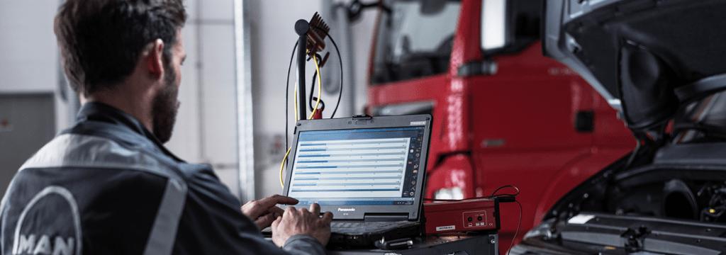 Подготовка грузовика к продаже