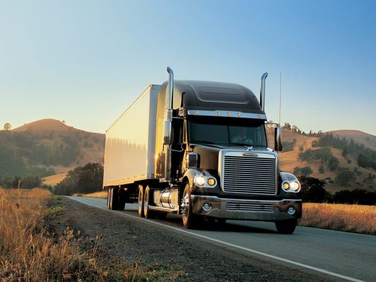 Как продать грузовик?