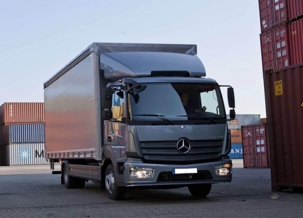 Продажа грузового транспорта